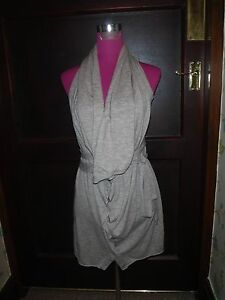 Size Excellent 12 Condition Unity All Saints Beautiful Dress Brown 0q6BnXf