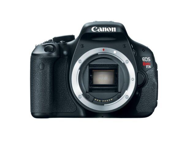 canon eos 600d 18 0 mp slr digitalkamera schwarz nur. Black Bedroom Furniture Sets. Home Design Ideas