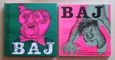 Enrico Baj - Catalogue de l'Oeuvre Graphique et des Multiples, Voll. I - II