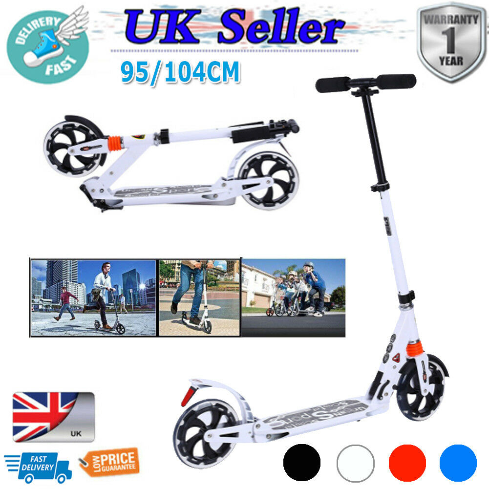 Degree 360 Scooter Push Folding City Scooter Stunt Adult UK