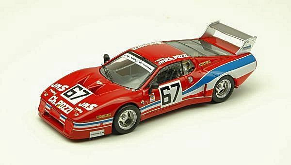 Nuevos productos de artículos novedosos. Ferrari Ferrari Ferrari 512 bb  67 54th Daytona 1979 ballot Lena Leclere Andruet 1 43 Model  promociones emocionantes