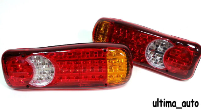 semi lighting lights chrome rig shop big led markerclearanceled c truck