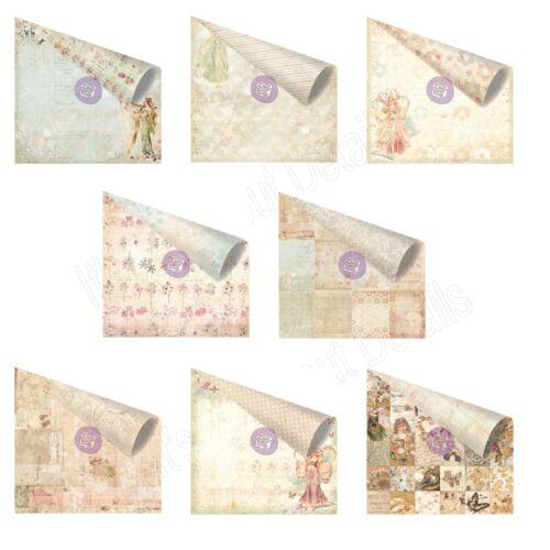 12 X 12 CARDSTOCK COLLECTON * PRINCESS Prima