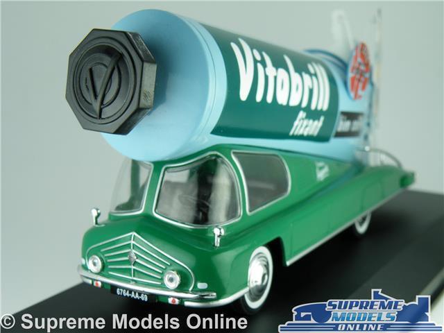 RENAULT 2500 KG MODEL VAN VITABRILL 1 43 SCALE NOREV DELIVERY ADgreenISING K8