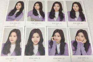 IZ-ONE-IZONE-JPN-1st-Fan-Meeting-Official-Photocard-81-88-KIM-MINJU-All-8sets