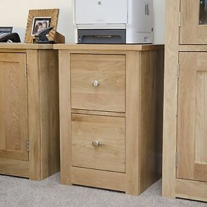 Ohio-filing-cabinet-two-drawer-computer-solid-oak-office-furniture