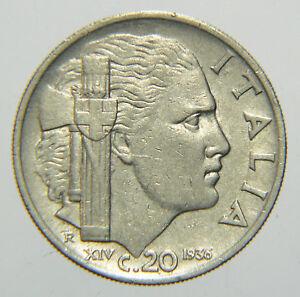 NC-VITTORIO-EMANUELE-III-20-CENTESIMI-IMPERO-1936-R2-MB-BB-nc3725