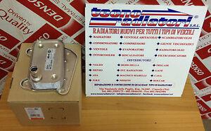 scambiatore di calore acqua / olio mercedes classe e 220 / 270 cdi