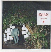 (CZ556) Wild Palms, Deep Dive - 2010 DJ CD