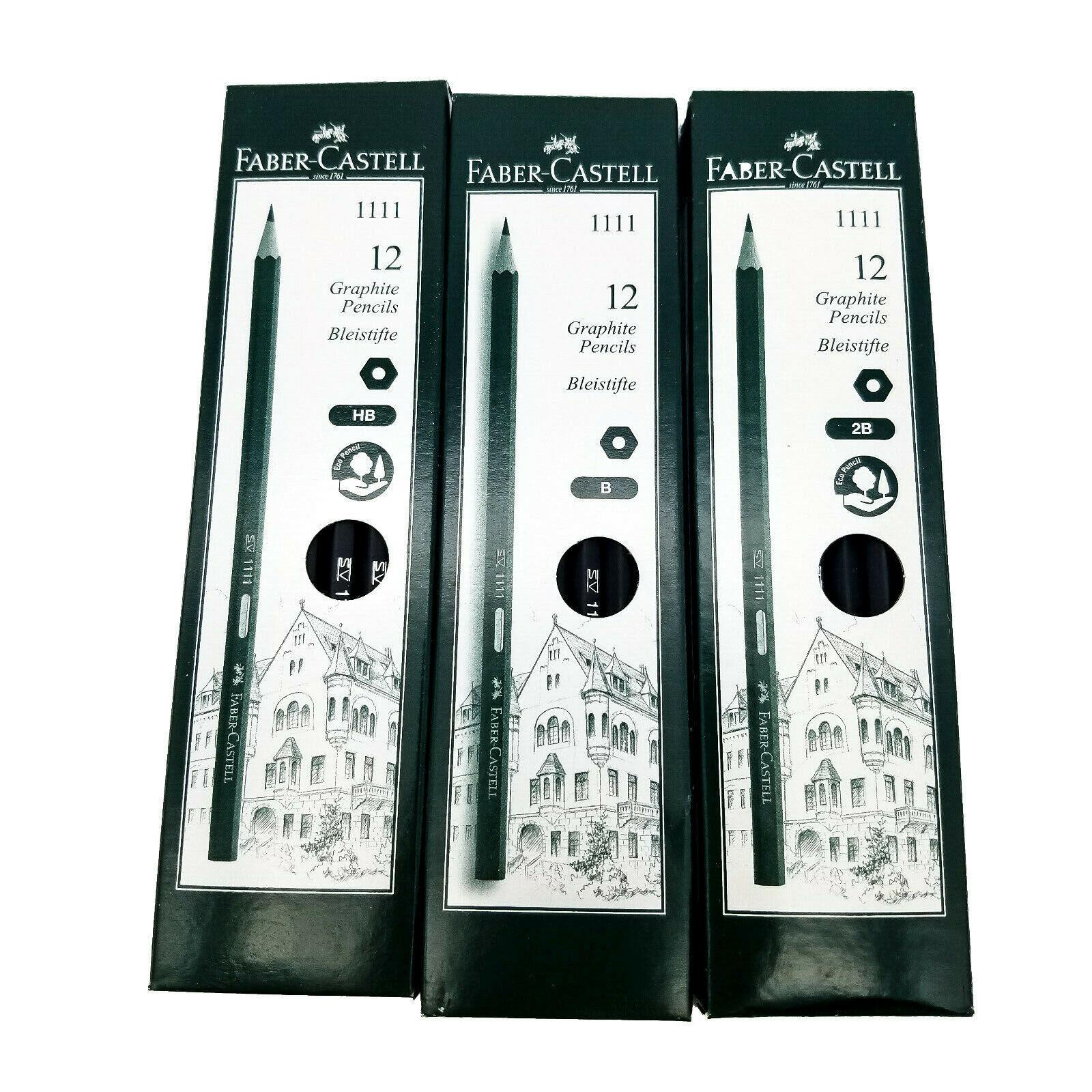 60 Stück FABER-CASTELL GRIP 2001 Bleistifte  Bleistift Stift