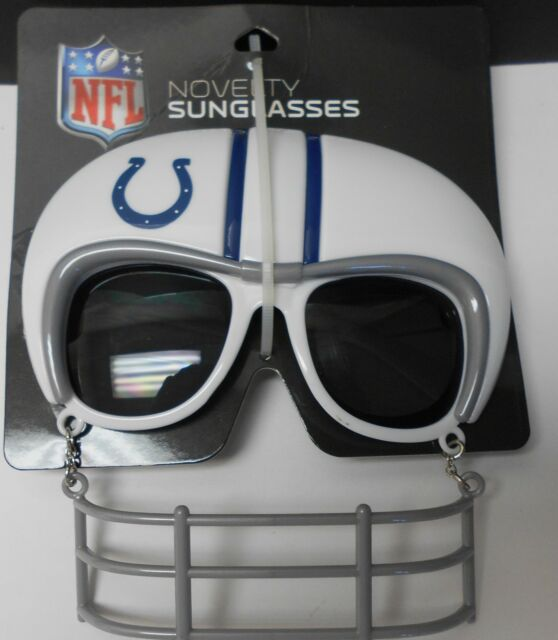 27f07a3f Rico NFL Novelty Sunglasses Indianapolis Colts