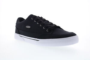 Lugz Stockwell MSTKWELC-060 Mens Black Canvas Lifestyle Sneakers Shoes 13