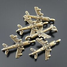 15//30//60pcs Zinc alloy Jewelry Finding Fit DIY Charm Pendant Making 20x13mm