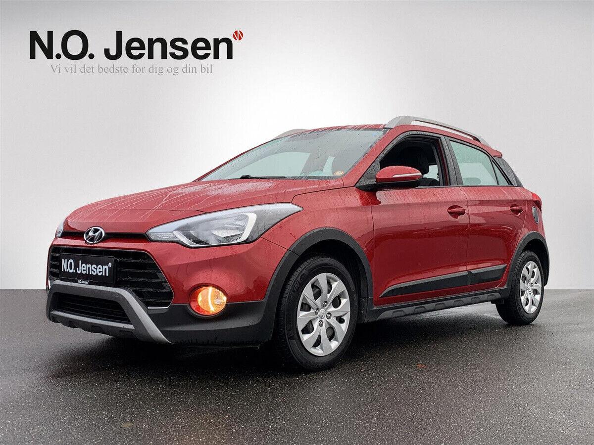 Hyundai i20 Active Cross 1,4 CRDi 90 Life+ 5d