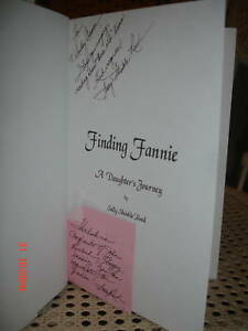 SIGNED-1ST-ED-FINDING-FANNIE-REED-HURD-MARIA-MARTINEZ