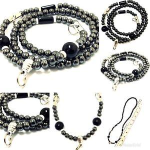 Antiques-Necklace-Black-Leklai-Thai-Style-3-Hook-Amulet-Buddha-Talisman-Handmade