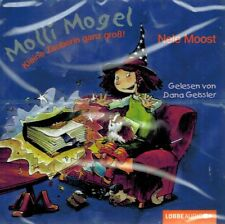 HÖRBUCH-CD NEU/OVP - Molli Mogel - Kleine Zauberin ganz groß - Nele Moost