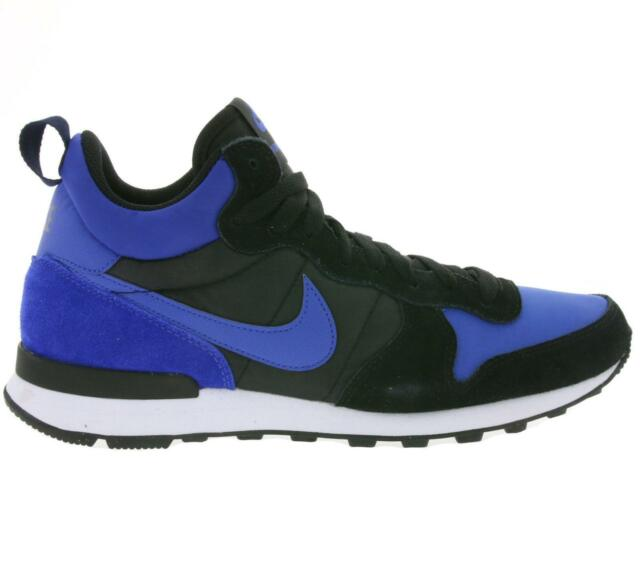 f21c308be51c Mens NIKE INTERNATIONALIST MID Royal Blue Trainers 682844 404 UK 7 EUR 41