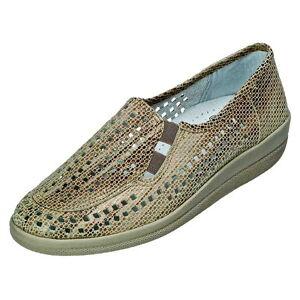Details zu Doc Comfort Damen Schuhe, Slipper. WEITE H, auch für lose Einlagen, ++ +NEU+++
