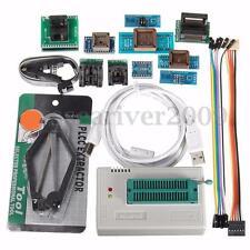 TL866A USB Minipro Programmer EEPROM FLASH 8051 AVR MCU GAL PIC SPI in-circuit