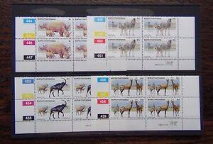 Bophuthatswana-1983-Pilanesberg-Nature-Reserve-set-in-block-x-4-MNH