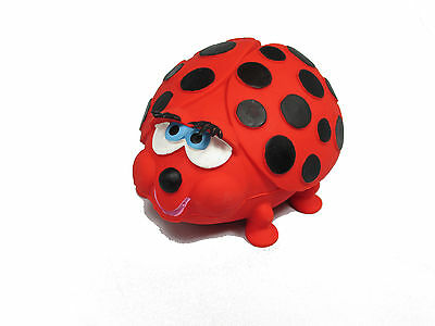 LANCO 100% Natural Rubber Ladybird Sensory Tactile Fidget Toy OT RRP $22.95