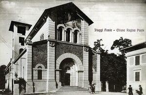 """"""" FIUGGI FONTE : Chiesa Regina Pacis """" Viaggiata Anno 1934 - Italia - """" FIUGGI FONTE : Chiesa Regina Pacis """" Viaggiata Anno 1934 - Italia"""