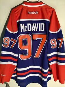 Image is loading Reebok-Premier-NHL-Jersey-Edmonton-OIlers-Connor-McDavid- 9cf7be13e