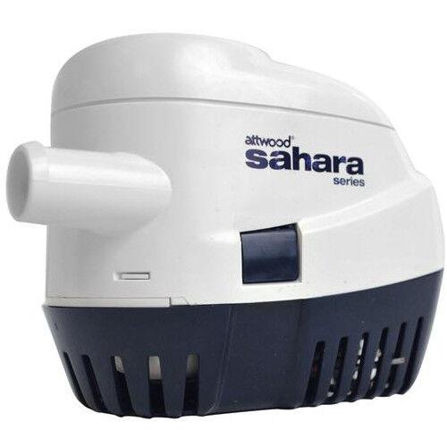 Premium Quality Attwood Sahara S1100 12 Volt Auto Boat Bilge Pump 1100GPH