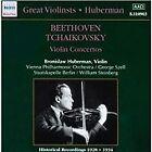 Beethoven, Tchaikovksy: Violin Concertos (2000)