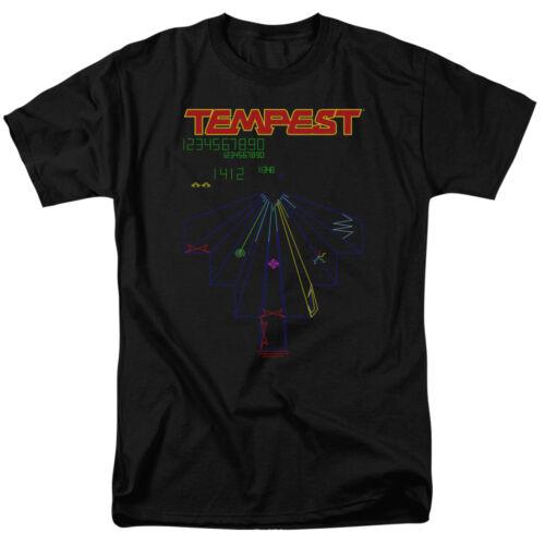 ATARI TEMPEST SCREEN Licensed Adult Men/'s Graphic Tee Shirt SM-5XL