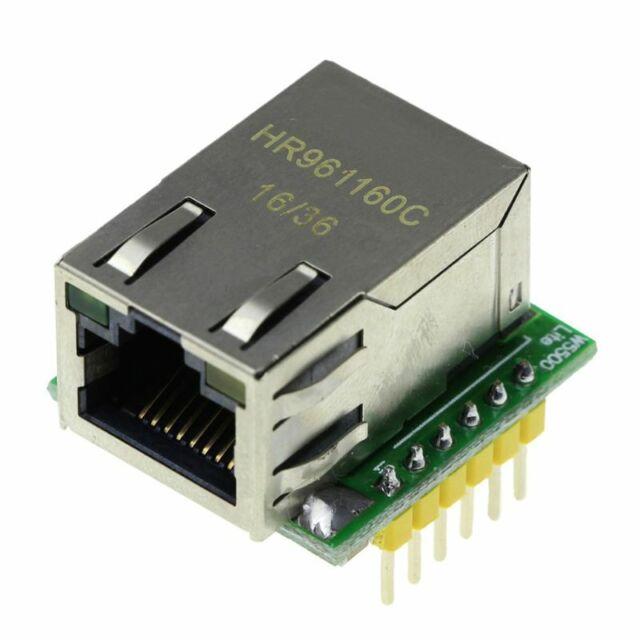 USR-ES1 W5500 Chip New SPI to LAN/ Ethernet Converter TCP/IP Mod