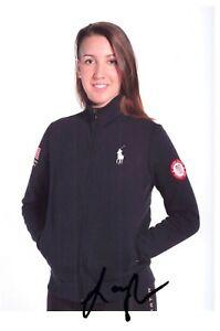 Lana Gehring - USA - Olympia 2010 - Shorttrack - BRONZE - Foto sig. (10)