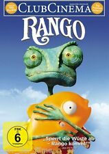 RANGO (DVD) NEU+OVP OSCAR 2012: Bester Anmationsfilm!