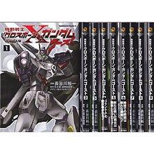 Mobile Suit Cross Bone Gundam ghost VOL.1-12 Comics Complete Set Japan Comic F/S