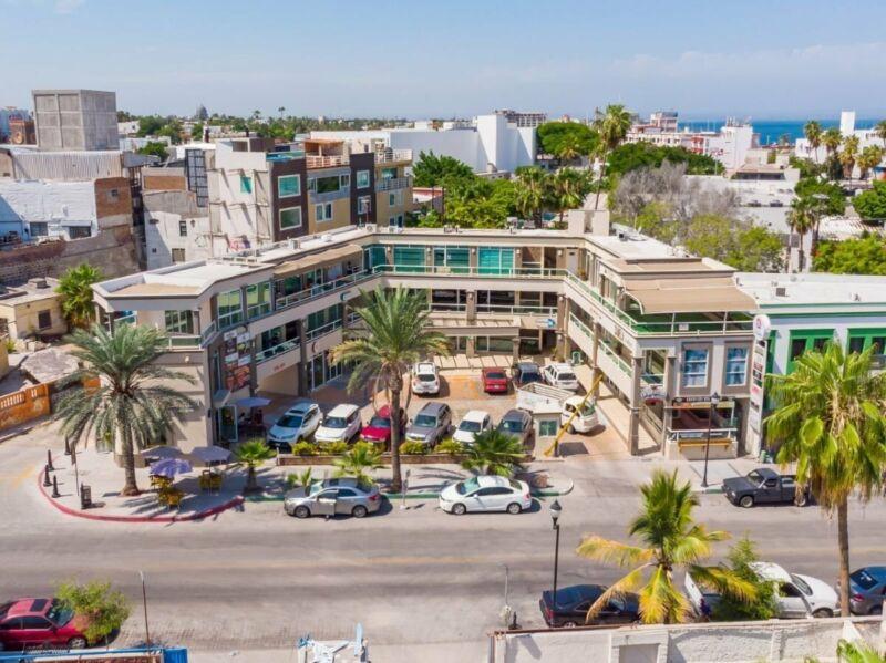 Plaza comercial en venta La Paz