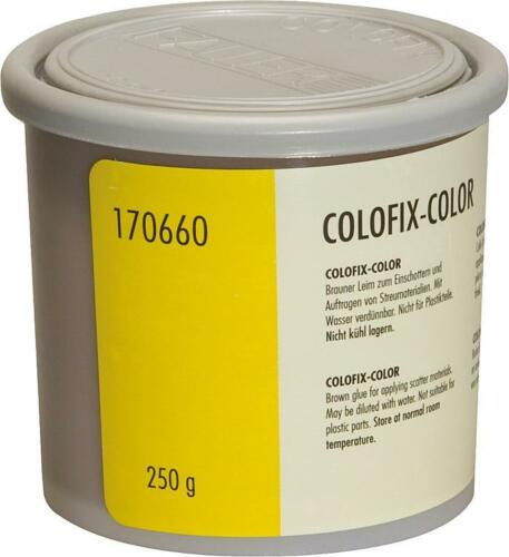 Grundpreis 1 kg=31,60 Euro FALLER 170660 Colofix-Color 250g