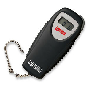 RAPALA-MINI-DIGITAL-SCALE-50-LB-25-kg-BASS-TROUT-FISHING-ACCESSORIES-TOOLS