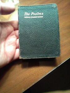 1901 American Standard Version Psalm Book Ebay