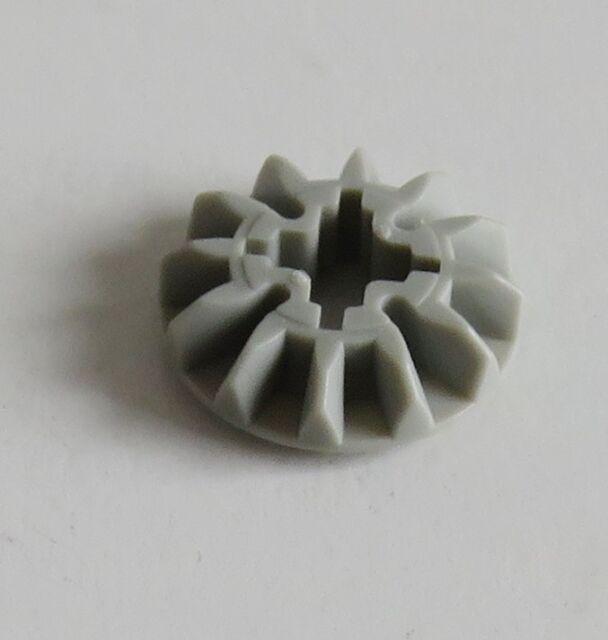 Zahnrad 12 Zähne Bevel Gear 12 Tooth hellgrau LEGO Technic 32270-10 Stk