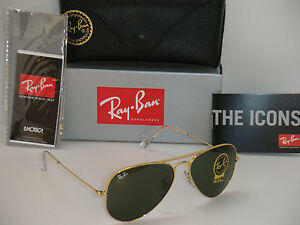 Ban Aviator Gold Green