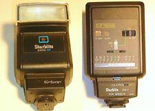 Hot-shoe Flash Minolta X370 X700 XG1 Pentax K1000 Canon AE-1 Olympus OM1 Om10