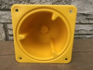 Details About Little Tikes Laundry Center Washer Dryer Replacement Tub Unit Yellow