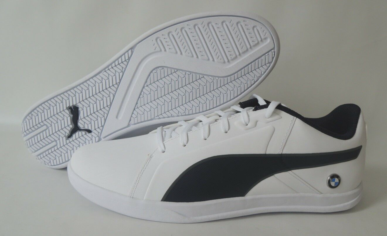 NEU Puma BMW MS Court 39 Herren Sneaker Schuhe Motorsport 306042-02 Lifestyle