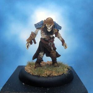 Painted-Privateer-Press-Miniature-Warmachine-Mercenaries-The-Risen