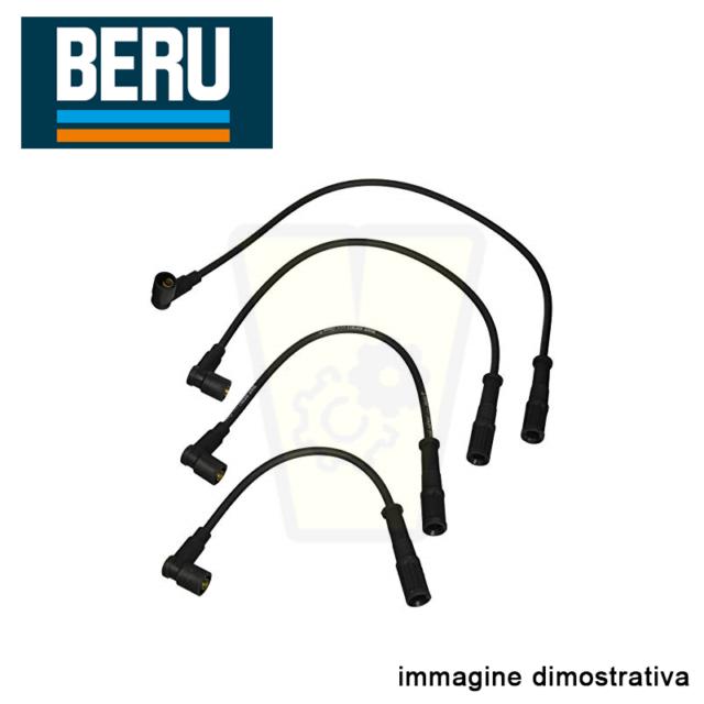 Kit cavi candele accensione BERU C33 ALFA ROMEO 145 33 ALFASUD GIARDINETTA