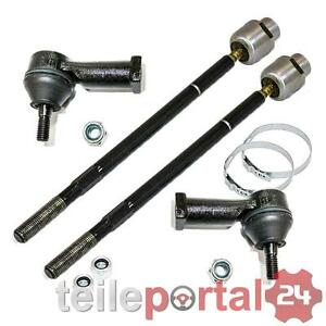 2x-Cv-Joint-Tie-Rod-End-For-Vauxhall-Meriva-A-2003-2010-With-Power-Steering