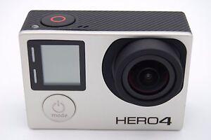 Gopro Hero 4 BLACK Edition 4K Action Camera Camcorder CHDHX-401