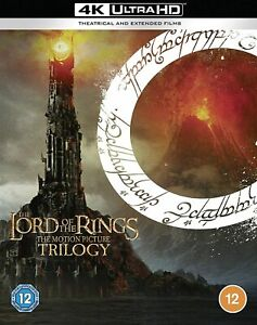 The Lord of The Rings Trilogy [Theatrical and Extended Edition] (4K Ultra HD)