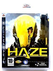 Haze-PS3-PLAYSTATION-Neuf-Videojuego-Retro-Scelle-Produit-Nouveau-Pal-Spa